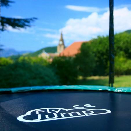 Trampoline de jardin poids max utilisateur 150 kg
