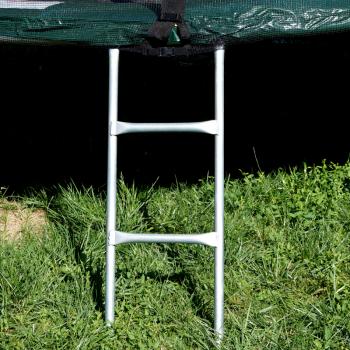 Piece de structure type A pour trampoline d'exterieur