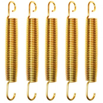 5 Ressort 145 mm Gold