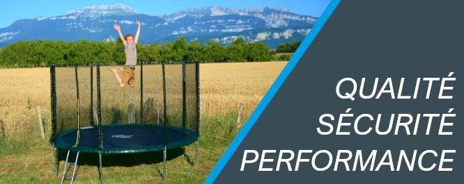 FlyJump, qualité et performance assuré